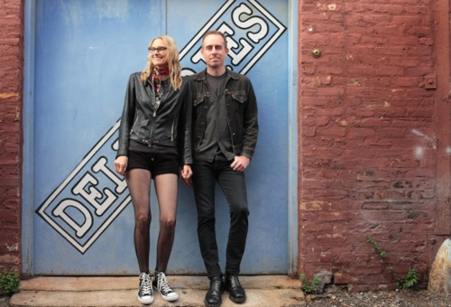 The Both: Aimee Mann and Ted Leo