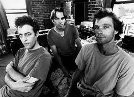 L. to R. Mark Sandman, Dana Colley, Billy Conway
