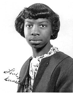 Eunice Waymon, the future Nina Simone, at age 14